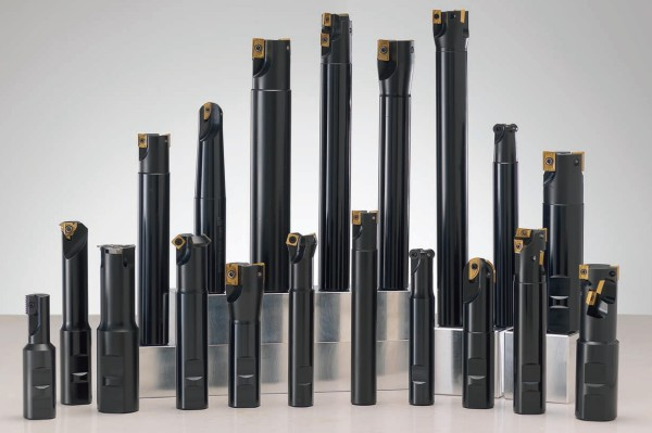 Indexable End Mills