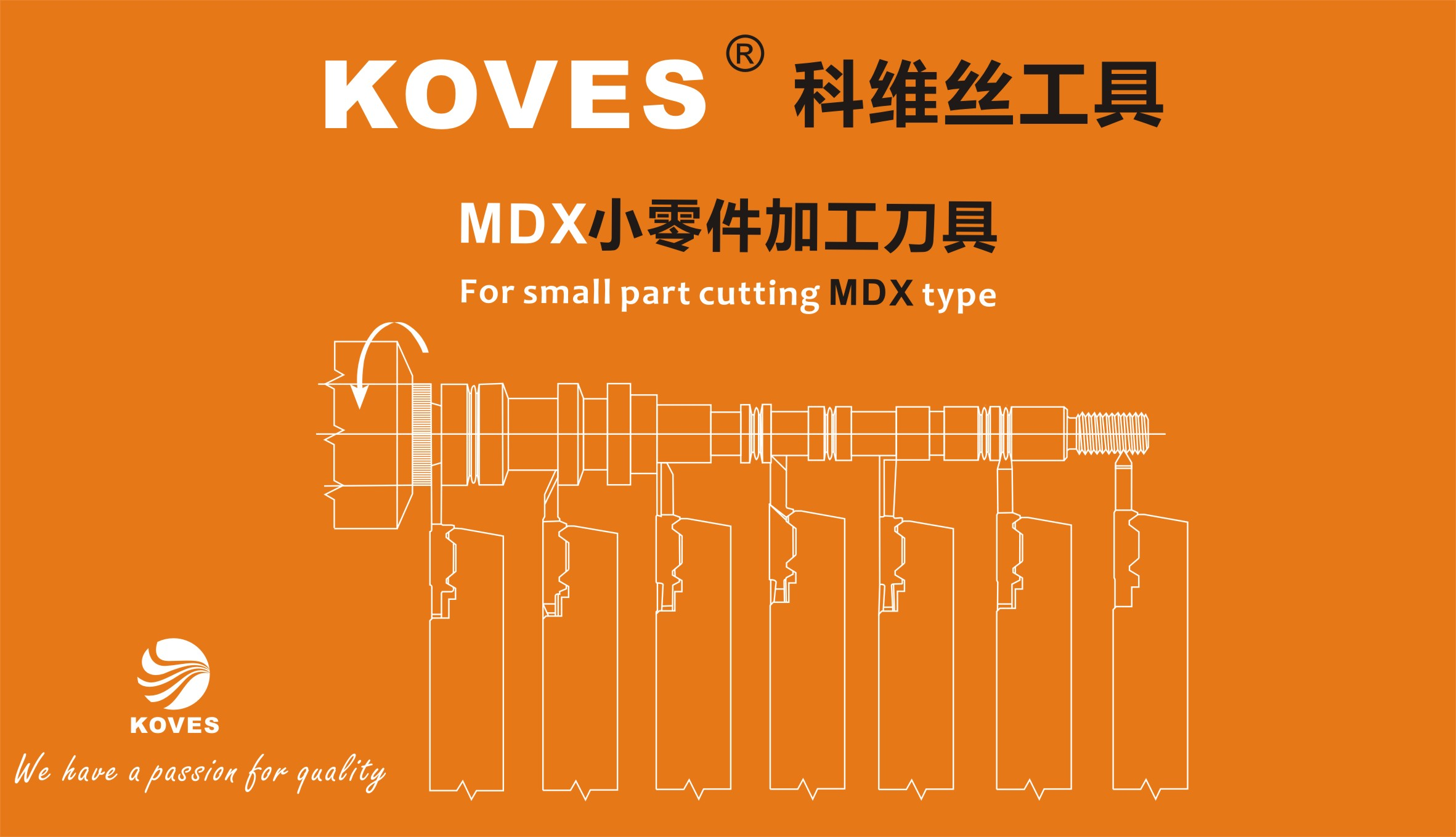 <b>MDX For small part cutting</b>
